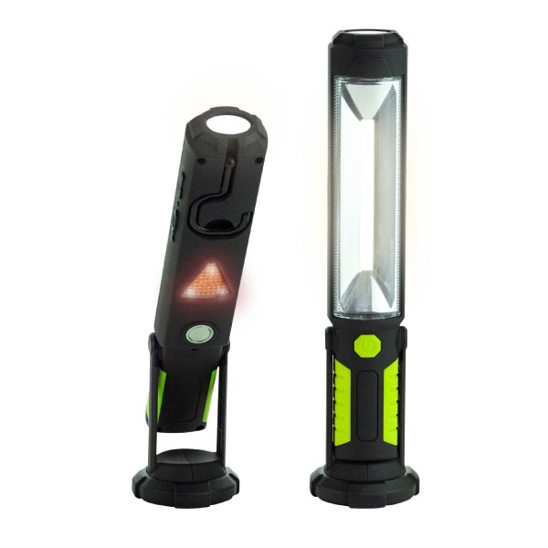 Luceco LILT45T65-1A USB Rechargeable LED 5W Tilt Torch Power Bank Inspection lights