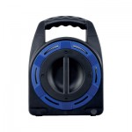 Masterplug HBT2013/4BL 20M Case Reel 4X 13A -  Blue & Black