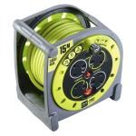 Masterplug PRO-XT HMU15134SL-PXA Case Reel 15M