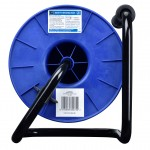 Masterplug LDCC2513/4BL 25M Open Reel 4X 13A Blue & Black