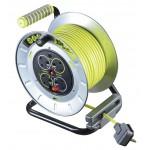 Masterplug PRO-XT OTMU30134SL Metal Open Reel 30M
