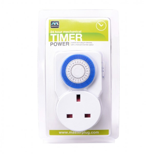 Masterplug Timer MP-TMS24-MPA