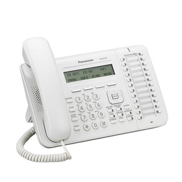 Panasonic  KX-NT553X IIP Proprietary Phone White