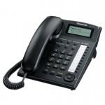 Panasonic KX-T7716X-B IP Phone Black