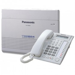 PBX System - Cabinet & Card