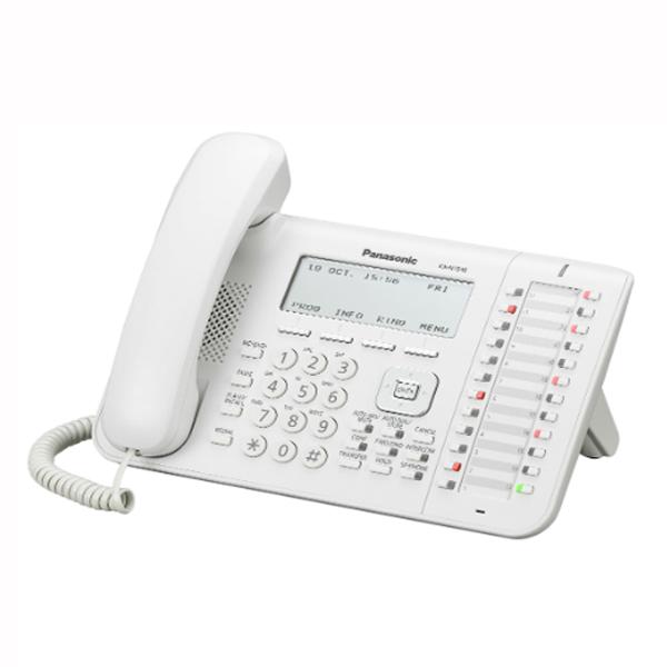 Panasonic KX-NT546X IP Proprietary Phone White