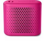 Philips BT55P/00 Wireless Portable Bluetooth Speaker Pink