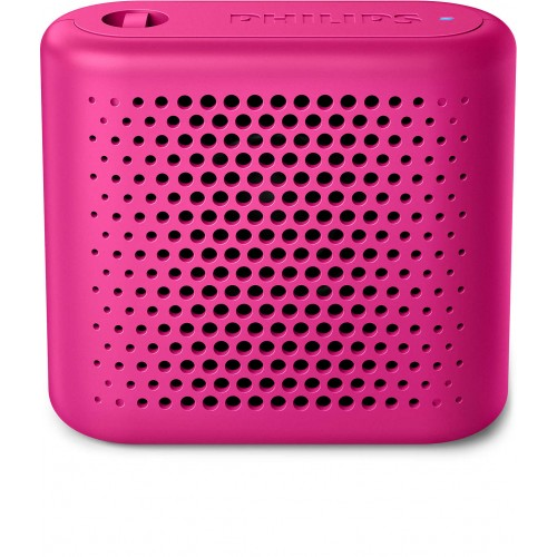 Philips BT55P/00 Wireless portable Bluetooth speaker - Pink