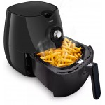 Philips Daily Collection Airfryer HD9218/51 Low fat fryer Multicooker White 800g with Rapid Air technology