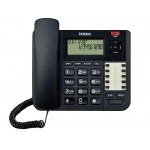 Uniden CE8402 Corded Phone Black