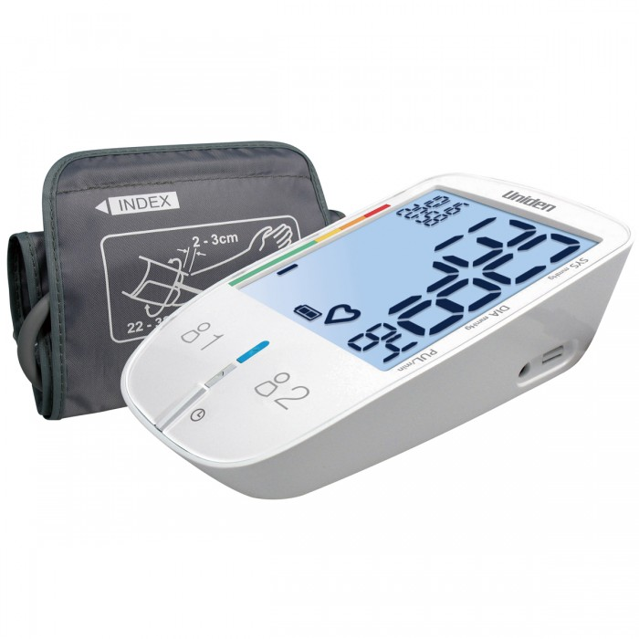 Blood Pressure Monitor (2)