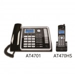 Uniden AT470HS Dect 1.8GHz Optional Handset (used with AT4701 2-line System Only)