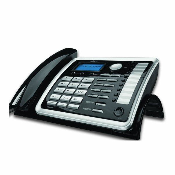 Uniden AT4701 2-Line Wireless Desk Phone System