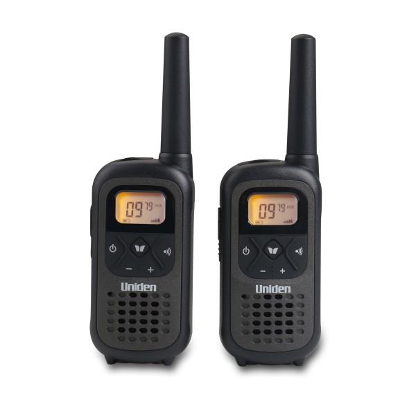 Uniden PMR1208-2 10KM range PMR Micro USB Charging