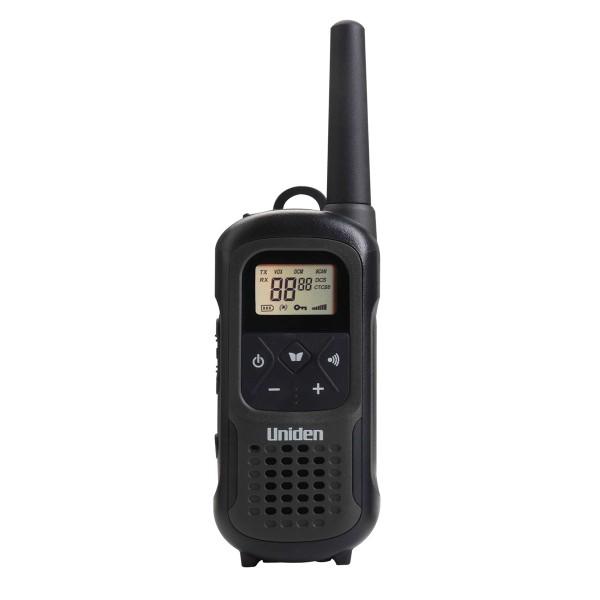 Uniden PMR1210-2 10KM range PMR waterproof